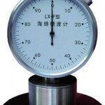 Sponge Hardness Tester SHORE F (hold peak) Durometer