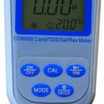 Professional CON900 Conductivity/TDS/Salinity/Resistivity Meter