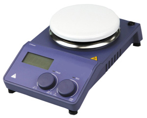 Jual Digital Hot Plate Magnetic Stirrer Porcelain Plate AMTAST PRO