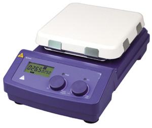 Jual Digital Magnetic Stirrer Porcelain Plate AMT550