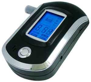 Jual Digital Alcohol Tester AMT6000
