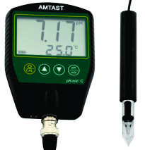 Alat Pengukur Keasaman pH Meter Daging dan Keju AMT16M