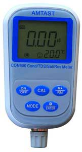 Professional CON900 Conductivity/TDS/Salinity/Resistivity Meter