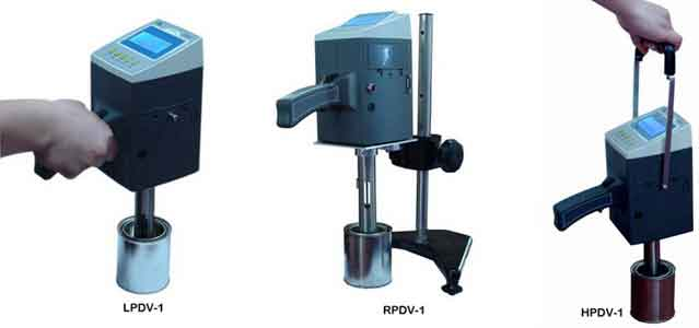 Price Portable Digital Viscometer LPDV-1/RPDV-1/HPDV-1